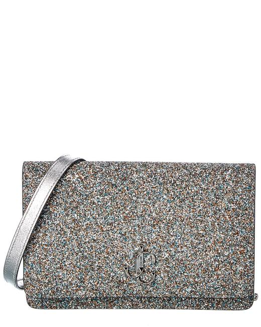 Item - Glitter Palace Joy Silver Multi Shoulder Bag