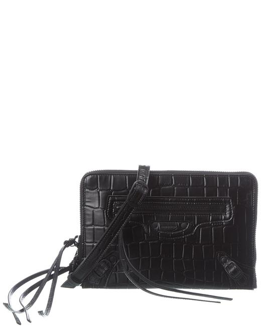 Item - Neo Classic Small Croc-embossed Leather 644482 15v07 Shoulder Bag
