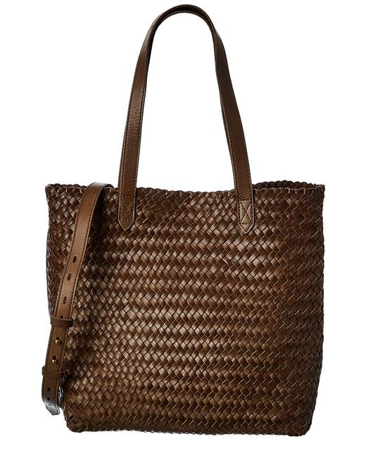 Item - Transport Woven Leather Am155 Tote