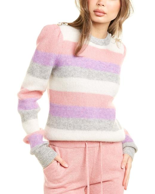 Item - Mohair Wool-blend Brielle Sweater/Pullover