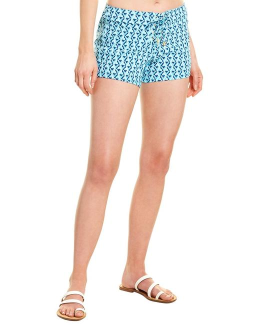 Item - Lace-up Board Short Hj20-0503psp Cover-up/Sarong