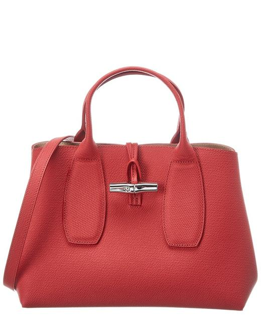 Item - Roseau Medium Leather 10058 Hpn 545 Tote