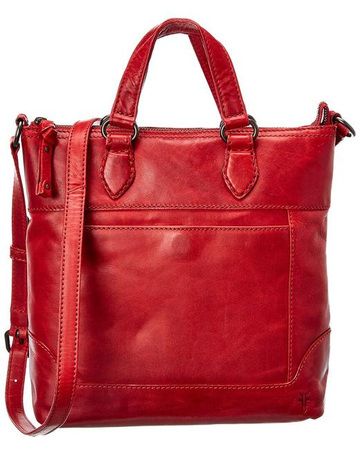 Item - Melissa Small Leather Tote 34db0083-600 Cross Body Bag
