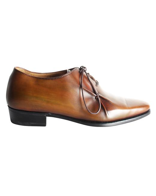 Item - Derby Lace-up Oxford For Men Flats
