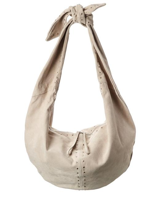 Item - Carry Bearch Suede Wp44carrybearch Hobo Bag