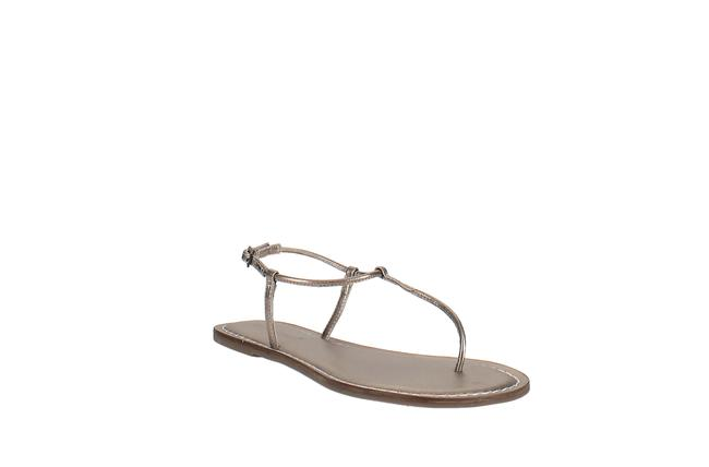 Item - Lilly T-strap Thong Sandals