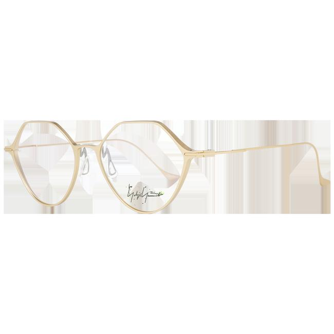Item - Optical Frame Yy3021 400 50 Women Gold Sunglasses