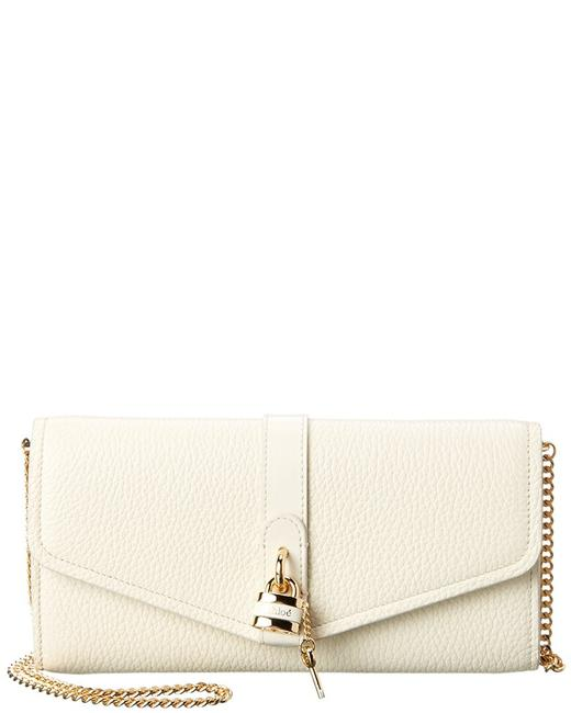 Item - on Chain Aby Leather Chc20sp314 B71 119 Wallet