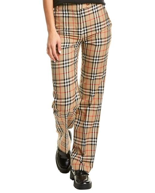 Item - Vintage Check Wool Tailored Trouser 8033467 Pants
