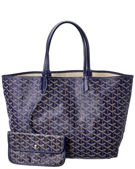 Item - Pre-owned ine Canvas St. Louis Pm 2249048 Tote