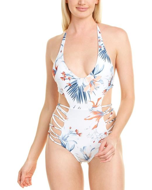 Item - L Strappy Halter B21094 One-piece Bathing Suit