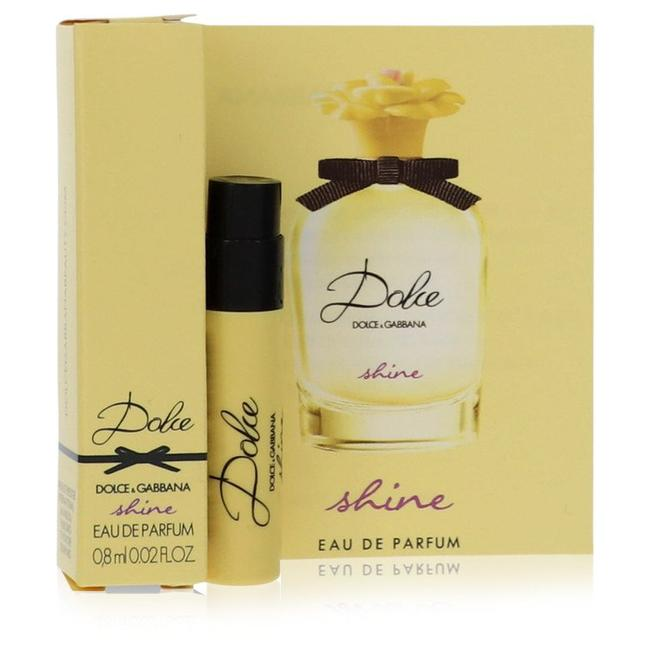 Item - Dolce Shine Vial (Sample) By Dolce & Gabbana 0.6 Ml Fragrance
