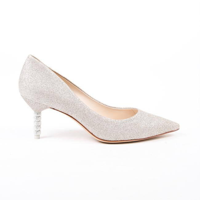 Item - Coco Gold Silver Glitter Crystal 8 Pumps