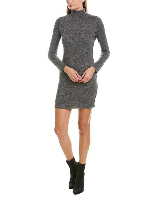 Qi Mock Neck Cashmere Sweaterdress Rlw63300 Sweater/Pullover 14111650240003 Image 1