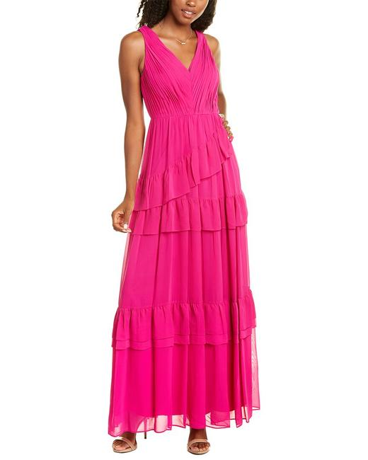 Item - Pleated Gown Mn1e205586 Formal Dress