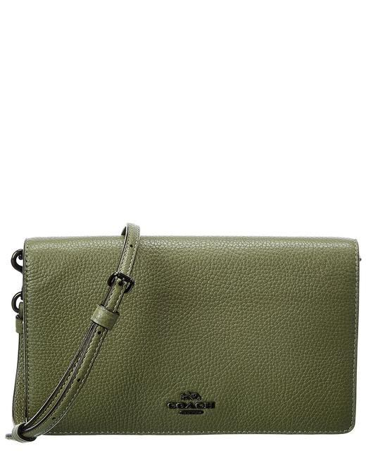 Item - Crossbody Hayden Leather Fold-over 87401 V5quf Clutch