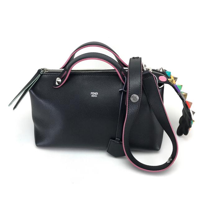 Item - Shoulder Bag 8bl124 Multi Studs By The Way Small 2way Bag Hand Bag Black Tote