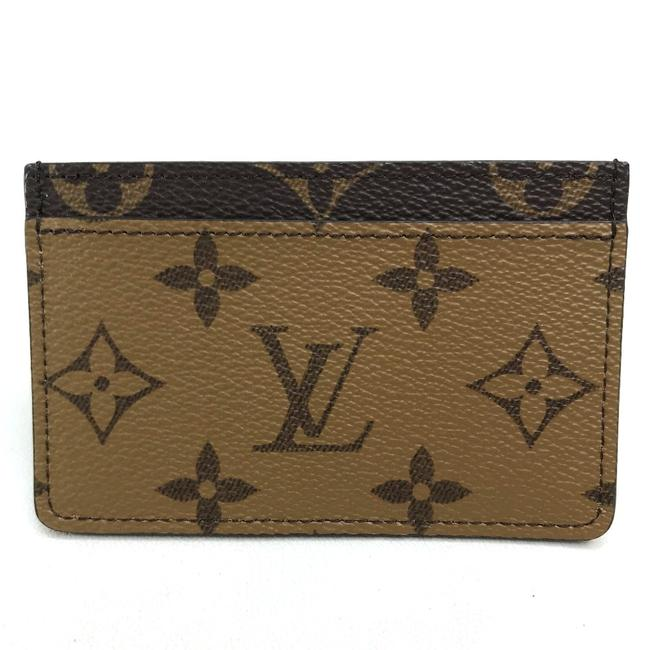 Item - Porte Unused M69161 Monogram Reverse Cartes Card Holder Accessory