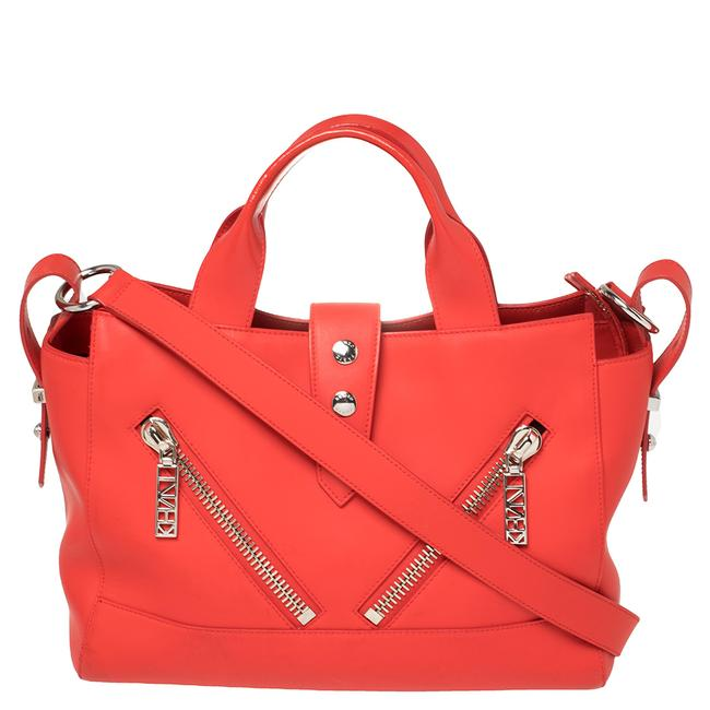 Item - Cherry Red Leather Kalifornia Tote