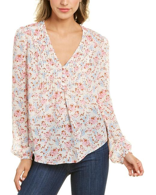 Item - Lowell Silk Top 2002np0114746 Blouse