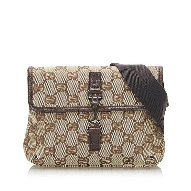 Gucci Jackie Gg Canvas Belt Bags Gucci Jackie Gg Canvas Belt Bags Image 1