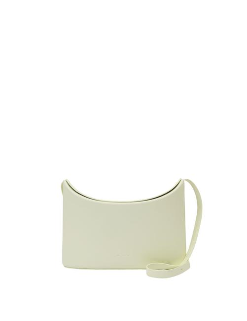 Item - Sway In Yellow Off Lime Cross Body Bag