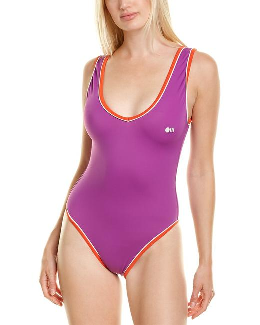 Item - The Michelle Ws-1930-1631 One-piece Bathing Suit