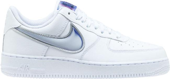 Item - Mens Air Force 1 Low 'oversized Swoosh' - Ao2441-101 Athletic