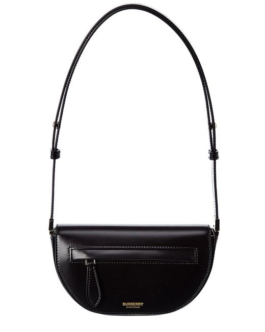 Burberry Olympia Mini Leather 8035984 Shoulder Bag Burberry Olympia Mini Leather 8035984 Shoulder Bag Image 1