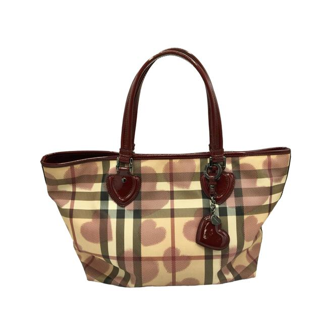 Item - Bag House Check Heart Tote