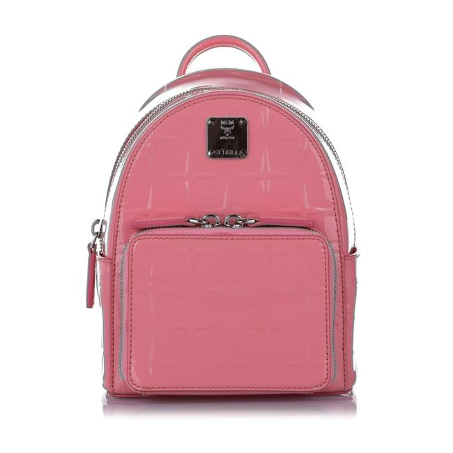 Item - Patent Leather Backpack