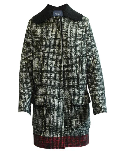 Item - L Double Color Winter -pre Owned Condition Very Good Coat