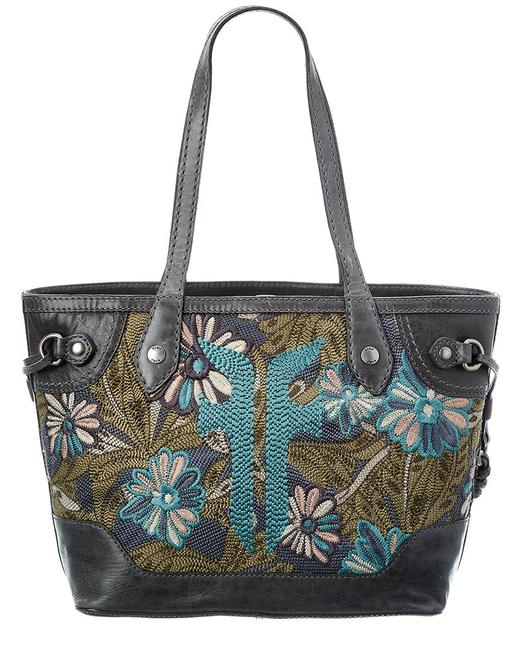 Item - Carryall Melissa Embroidery Leather 34db0783-098 Tote