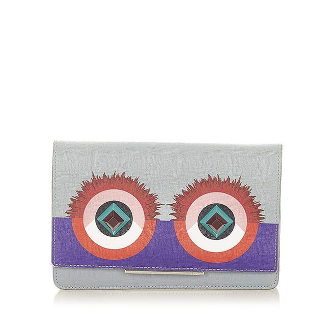 Item - on Chain Hypnoteyes Leather Wallet