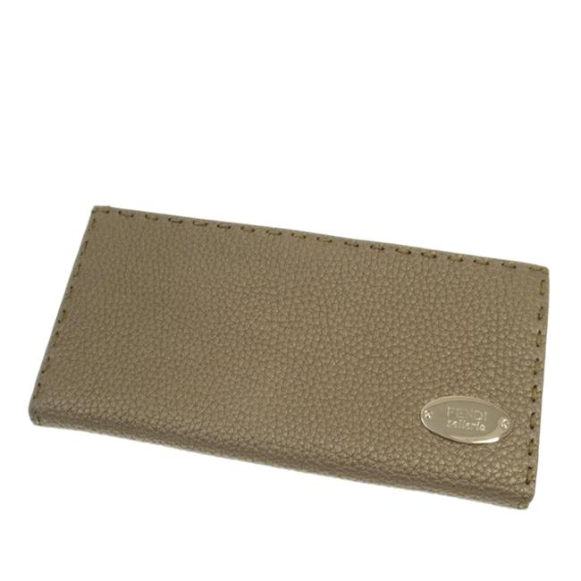 Item - Long Pre Owned Selleria Leather Wallet
