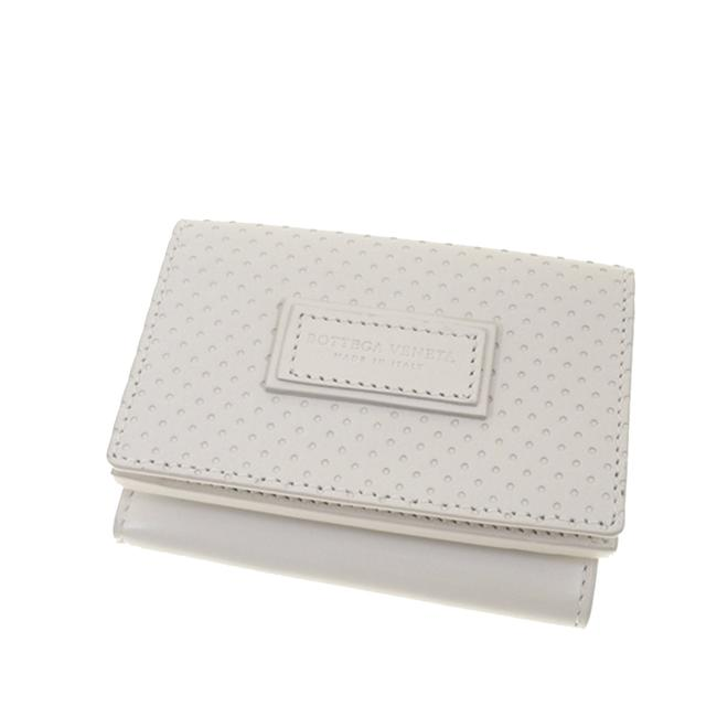 Item - Intrecciato Leather Small Wallet