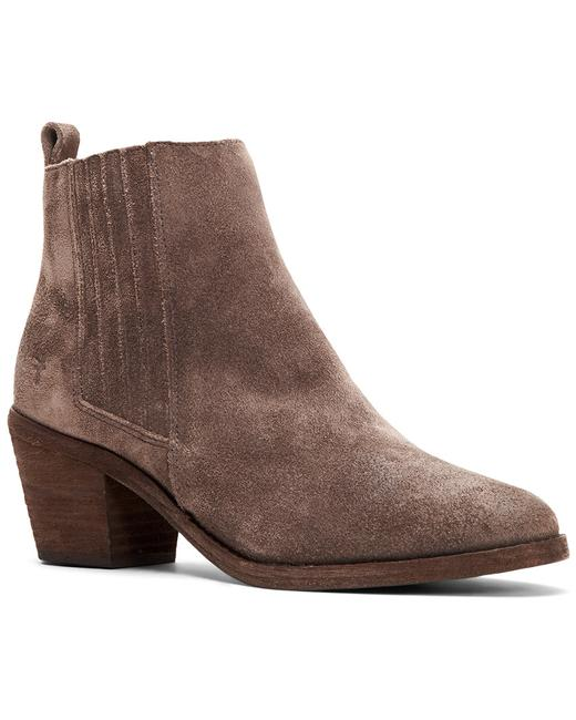 Item - Alton Suede Chelsea 8.5 3470349-gry Boots/Booties