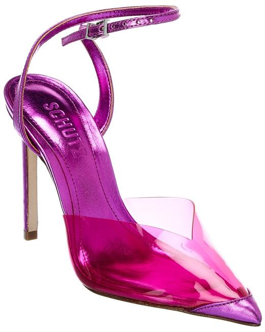 Item - Monaly Leather S20803-00200-003 Pumps