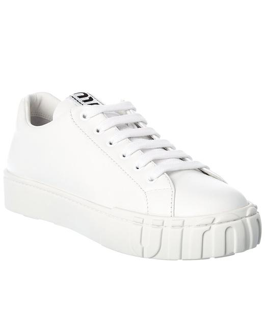 Item - Leather Sneaker 5e187d 3aqn F0009 005 Athletic