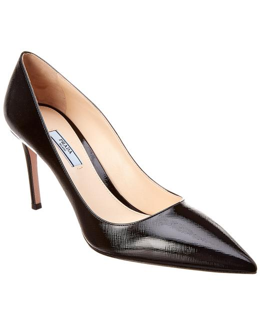 Item - Saffiano Leather 100mm Pointy-toe 1i834i 3a9s F0002 100 Pumps