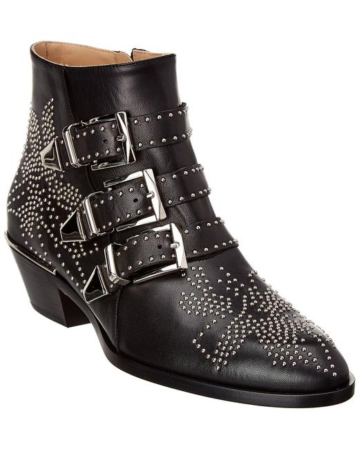 Item - Susanna Studded Leather Chc16a13 475 0zz Boots/Booties