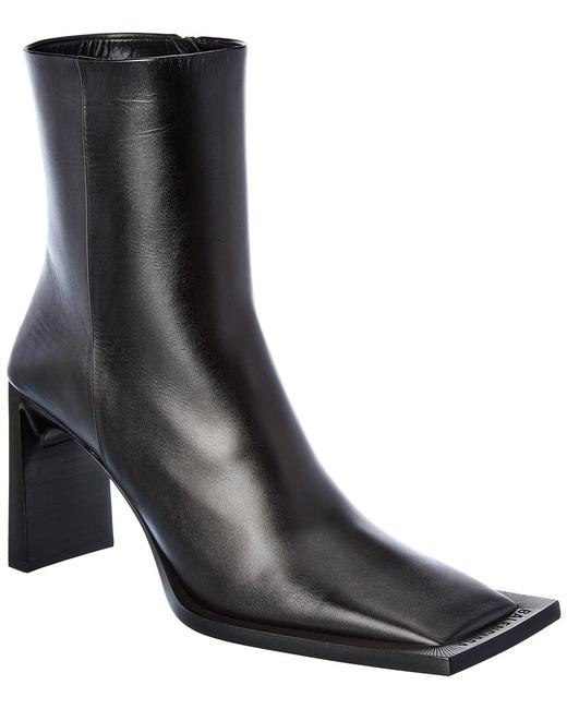 Item - Leather 636632 Wb980 Boots/Booties