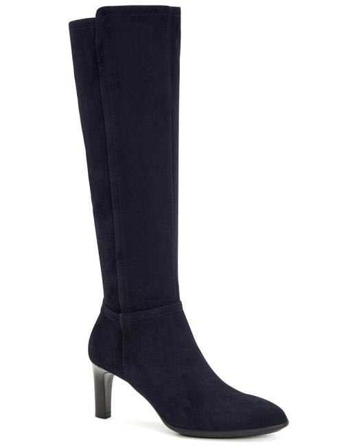 Item - Delina Weatherproof Suede 34l3845-nvy Boots/Booties