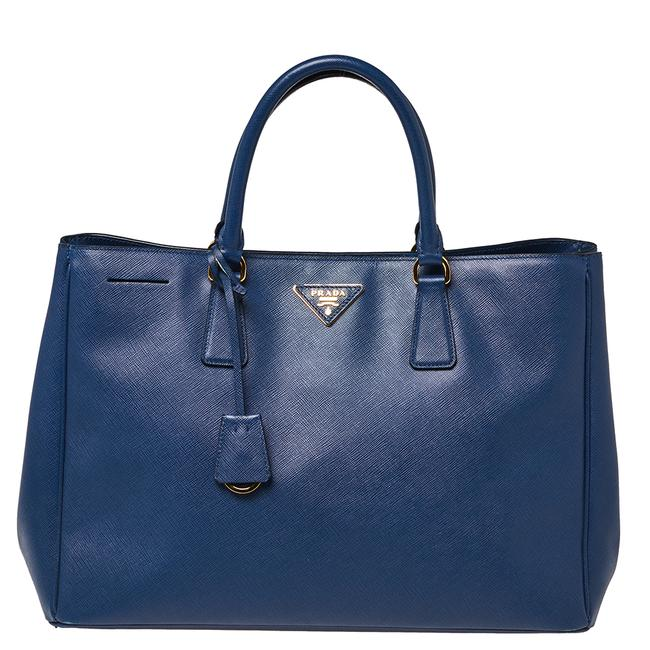 Item - Lux Saffiano Leather Large Gardener's Tote