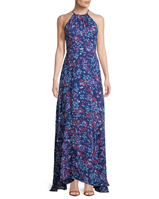 Item - Floral Sleeveless P7h3782pgp Casual Maxi Dress