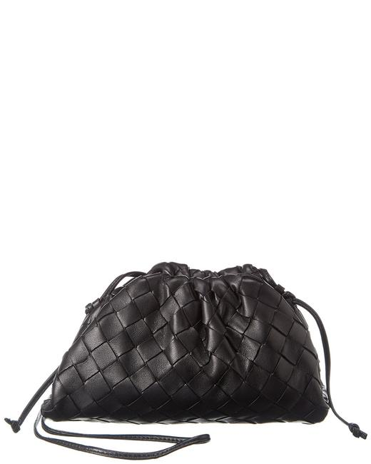 Item - The Pouch Small Intrecciato Leather 585852 Vcpp1 8803 Clutch