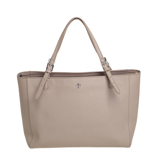 Item - Robinson Grey Leather Large Shopper Tote