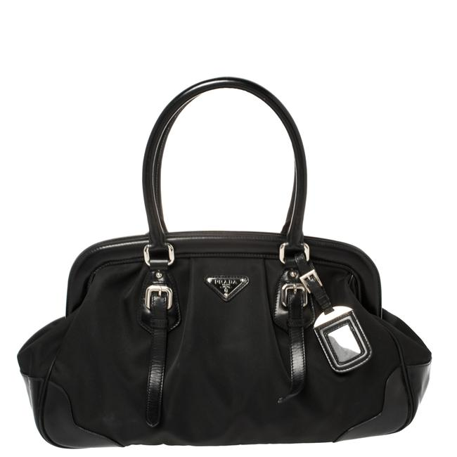 Item - Leather and Nylon Doctor Satchel
