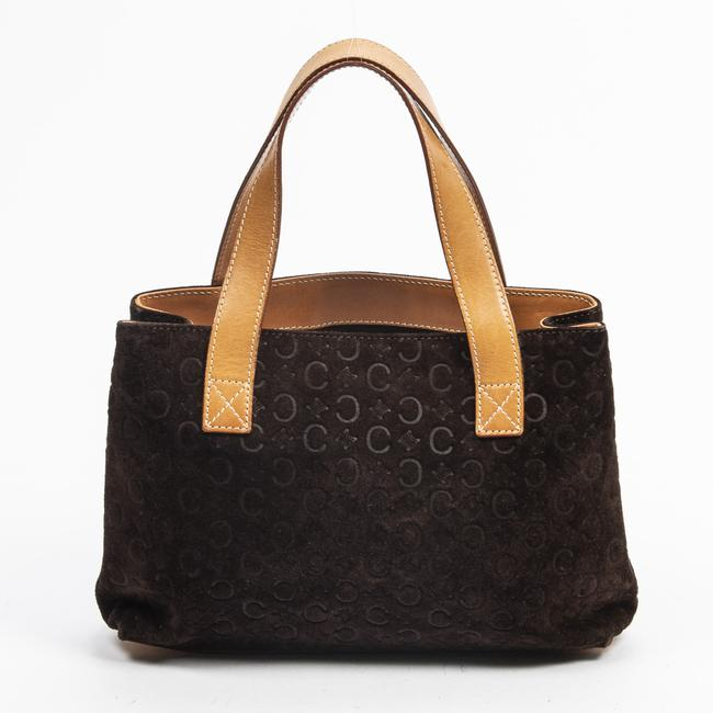 Item - Small In Brown Calf Leather Tote