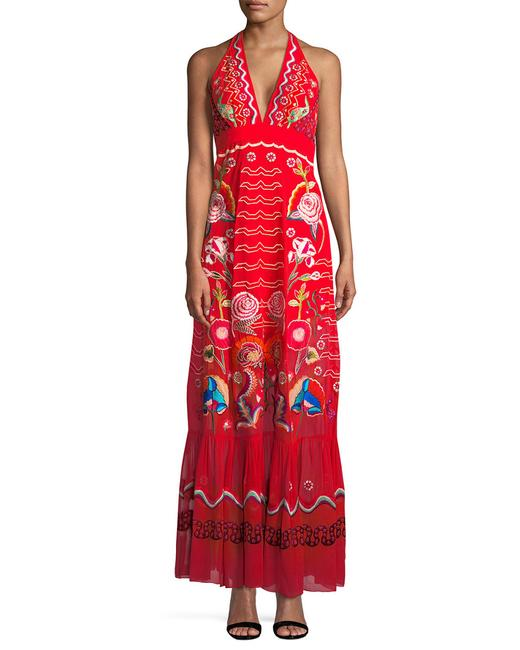 Item - Embroidered 17ucmr51759 Casual Maxi Dress